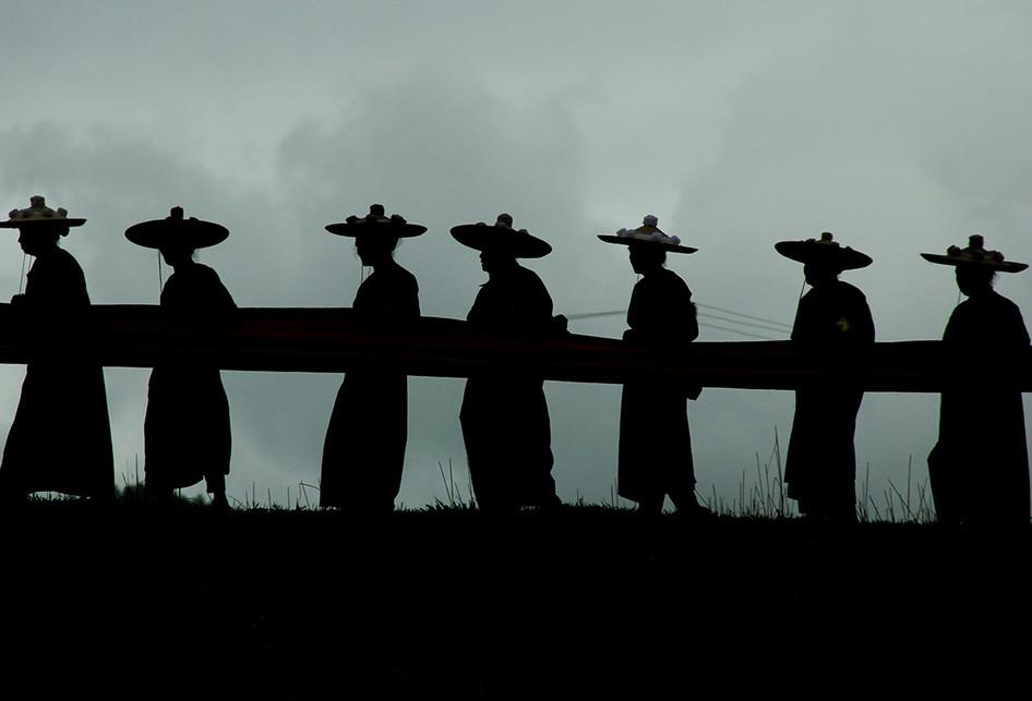 RITUAL MANGNGARO WARISAN BUDAYA MAMASA