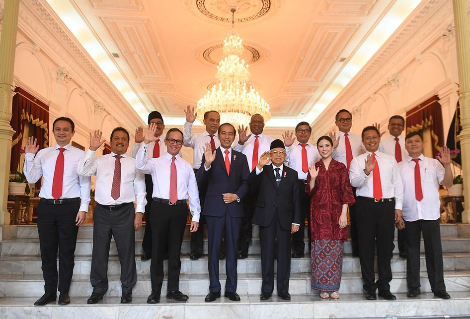 Calon Wakil Menteri Jokowi-Ma'ruf