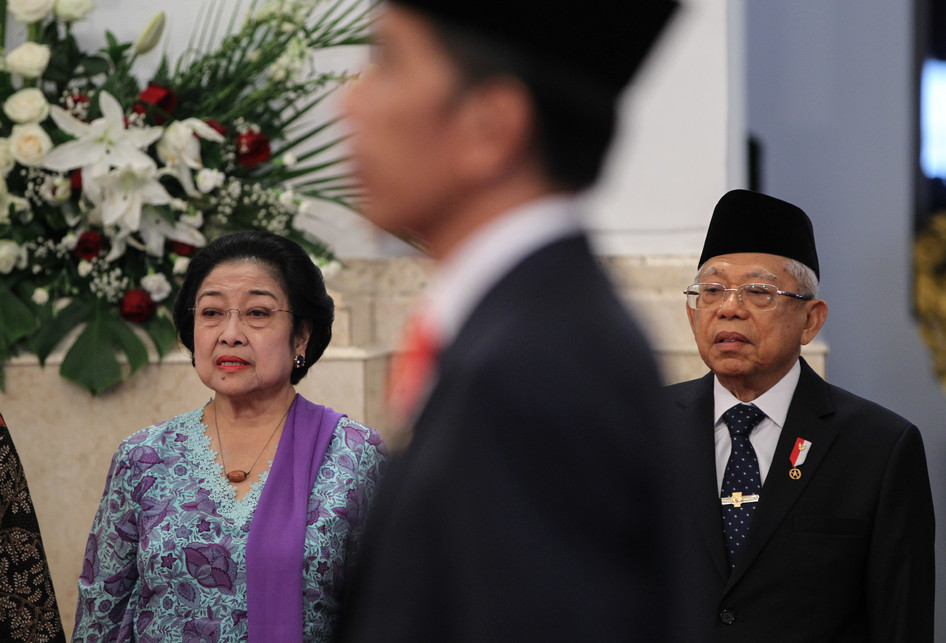 Wakil Menteri Kabinet Indonesia Maju