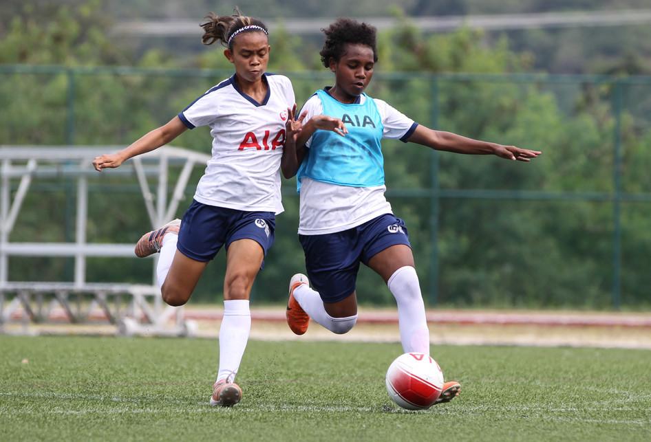 AIA Elite Football Training Camp