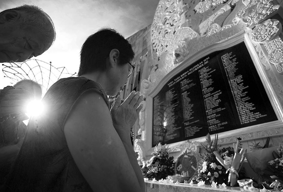 Peringatan 17 Tahun Tragedi Bom Bali