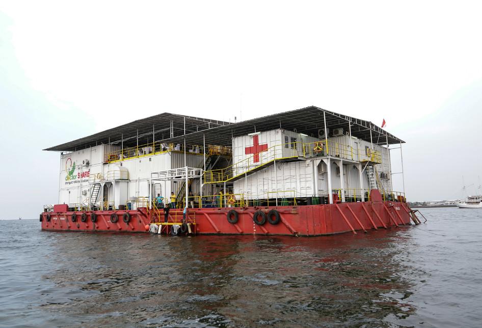 Rumah Sakit Apung