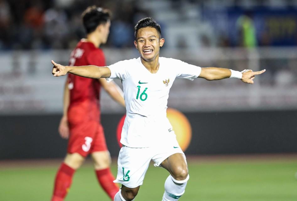 Timnas U-23 Indonesia Vs Vietnam