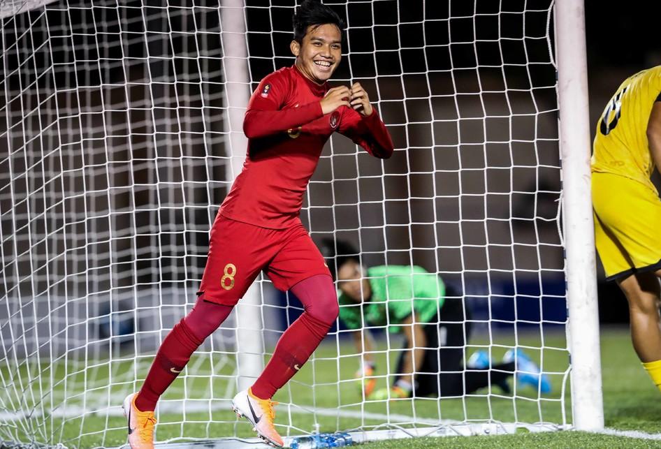 Timnas U-23 Indonesia Vs Brunei Darussalam