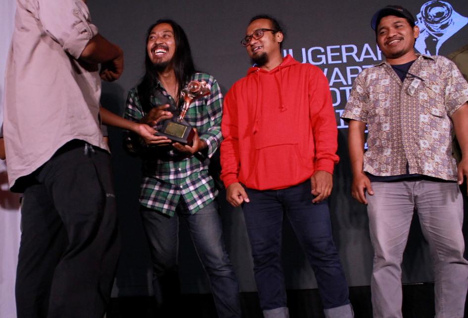 Anugerah Pewarta Foto Indonesia