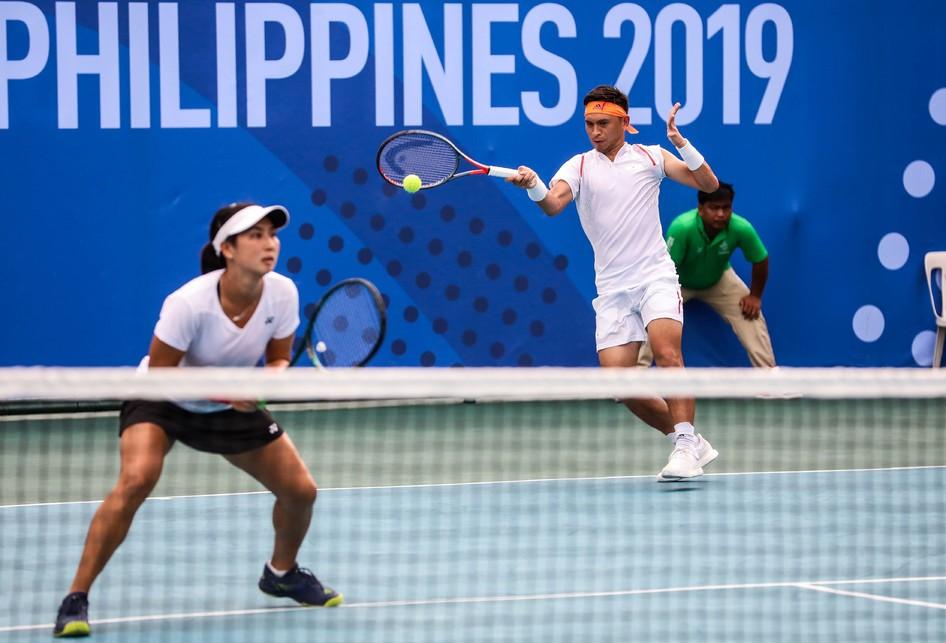Pasangan ganda campuran timnas tenis Indonesia, Aldila Sutjiadi