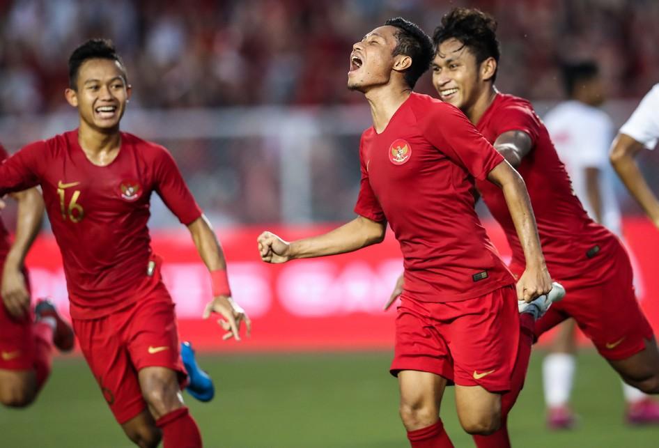Timnas U-23 Indonesia Vs Myanmar