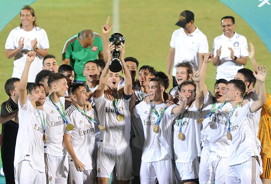 FINAL U-20 INTERNATIONAL CUP 2019