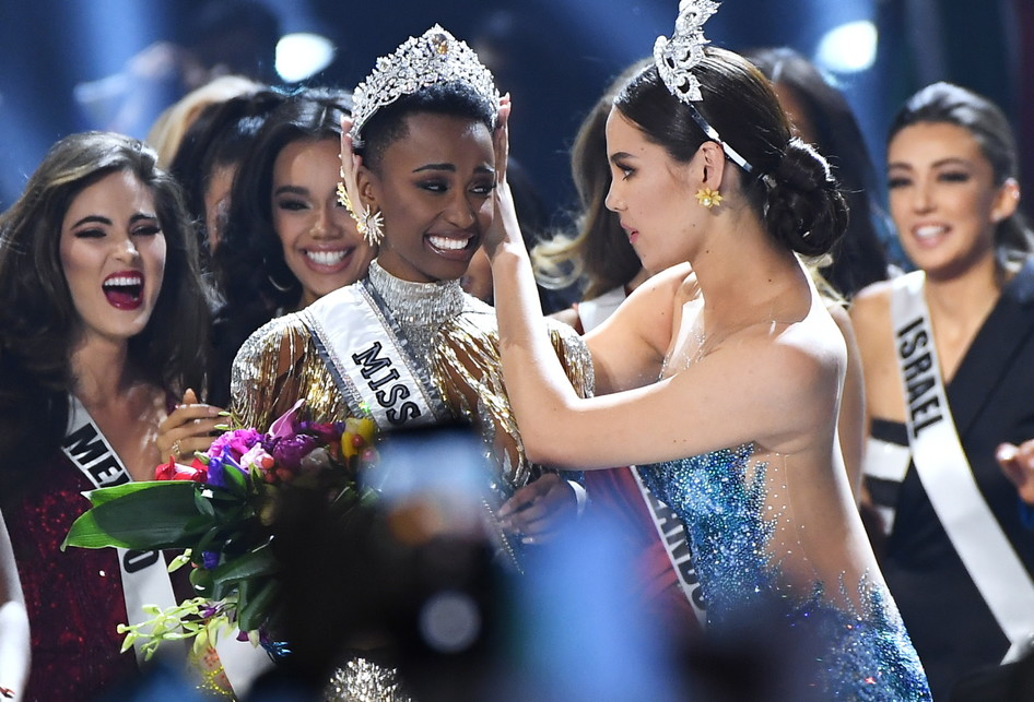 US-THE-2019-MISS-UNIVERSE-PAGEANT---SHOW