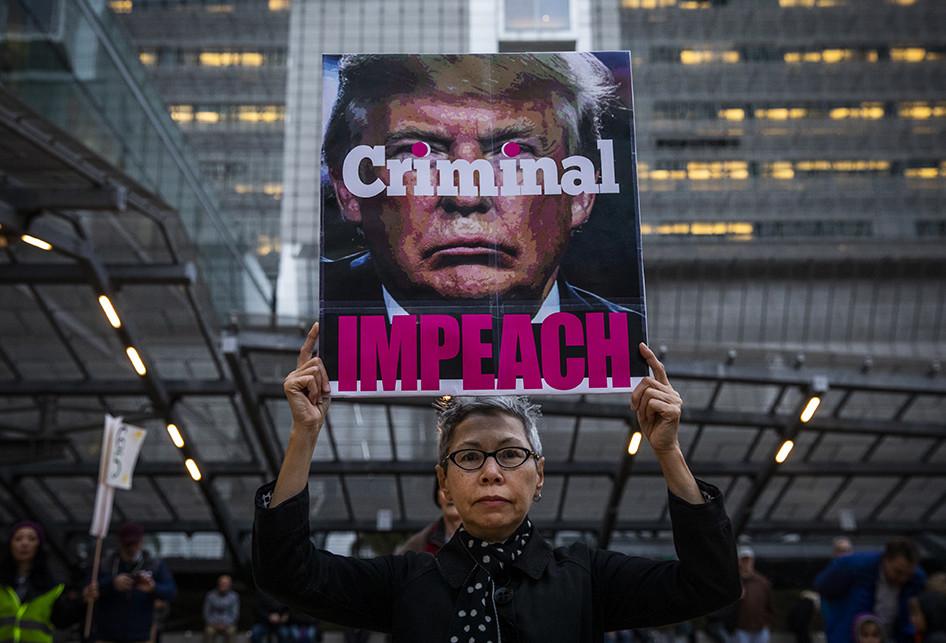 Pemakzulan terhadap Presiden AS Donald Trump