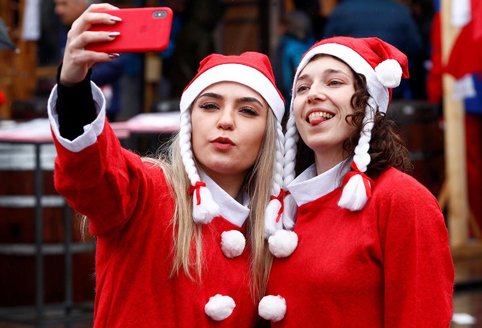 CHRISTMAS-SEASON/NORTH MACEDONIA