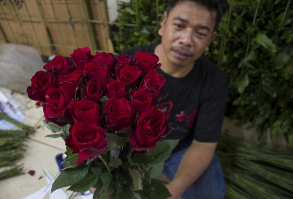 Pasar Bunga Rawa Belong