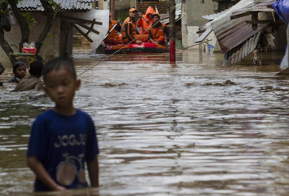 Banjir Pejaten Timur