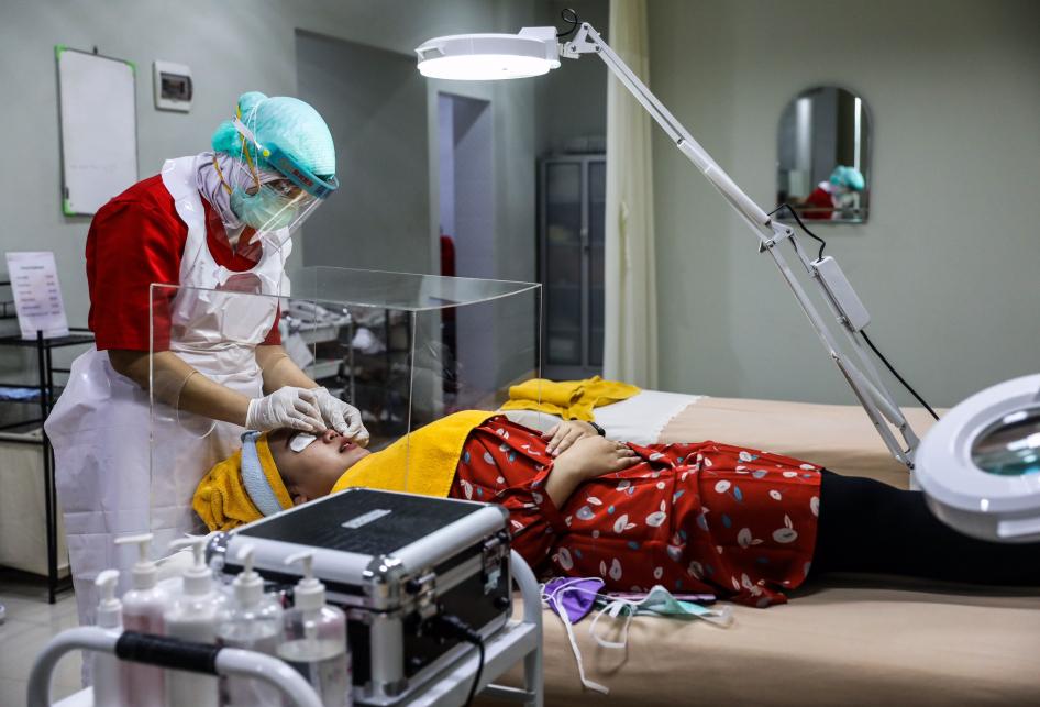 Perawatan Kulit Wajah Saat Pandemi COVID-19