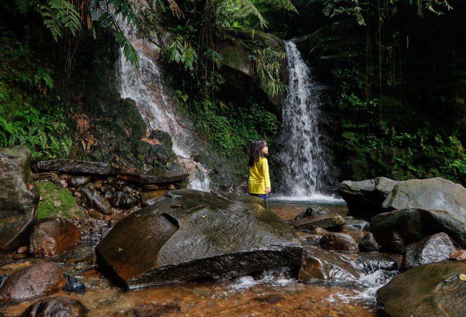 Wisata Alam di Pasir Reungit