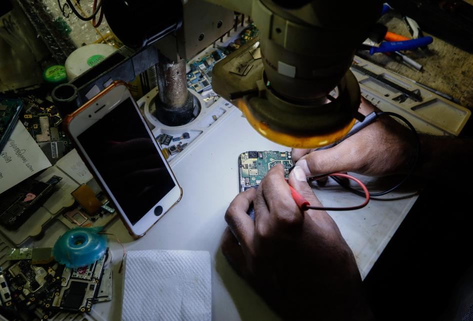 Reparasi Ponsel di Plaza Jambu Dua Bogor