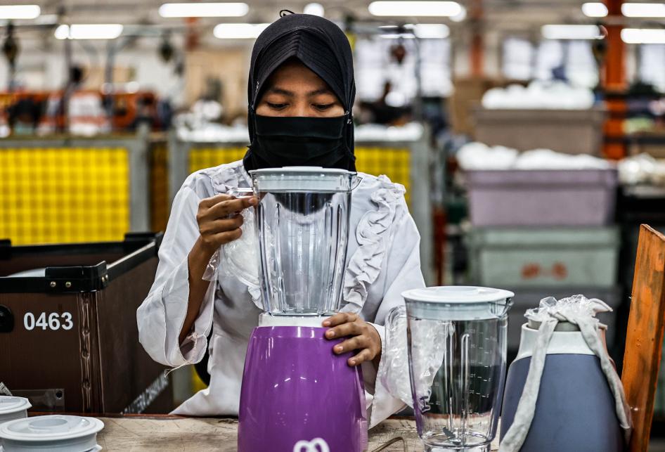 SCNP Ekspor Air Purifier Ke USA dan Kunjungan Pabrik