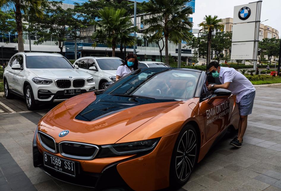 BMW Indonesia menghadirkan kegiatan BMW On Tour