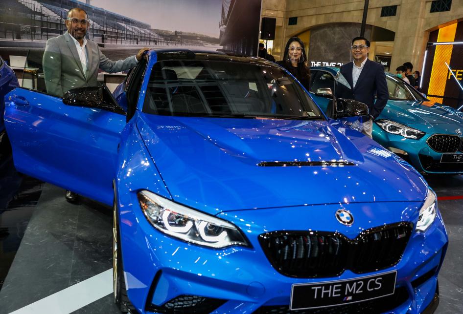 BMW Exhibition di Plaza Senayan