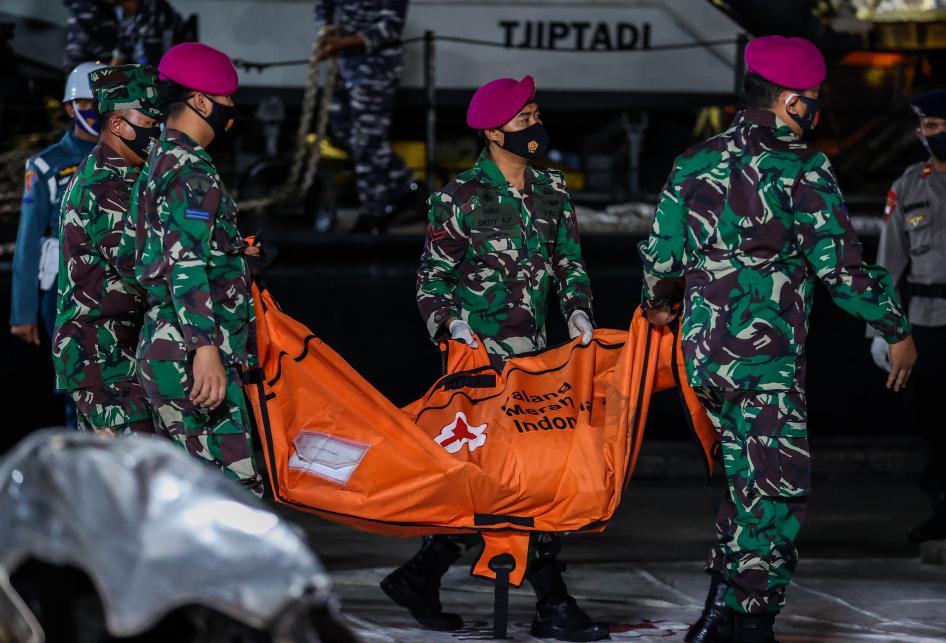 Hari Keenam Operasi SAR Pesawat Sriwijaya Air SJ 182