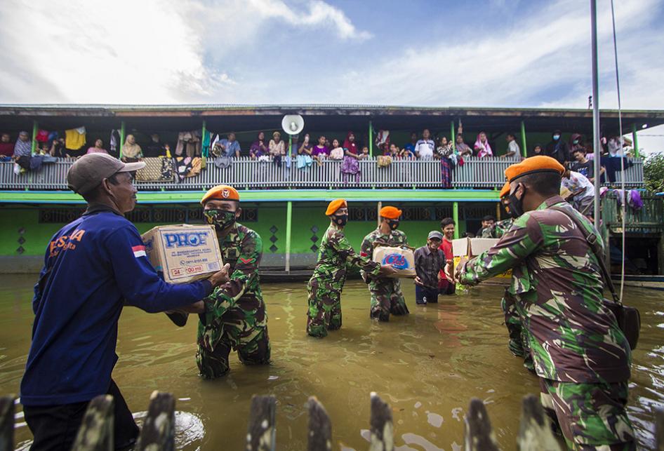 Berjuang Bersama Mengatasi Bencana di Tanah Banua