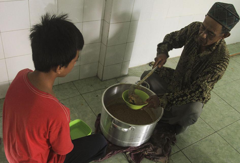 Bubur Syuro, Makanan Khas Ramadhan di Palembang