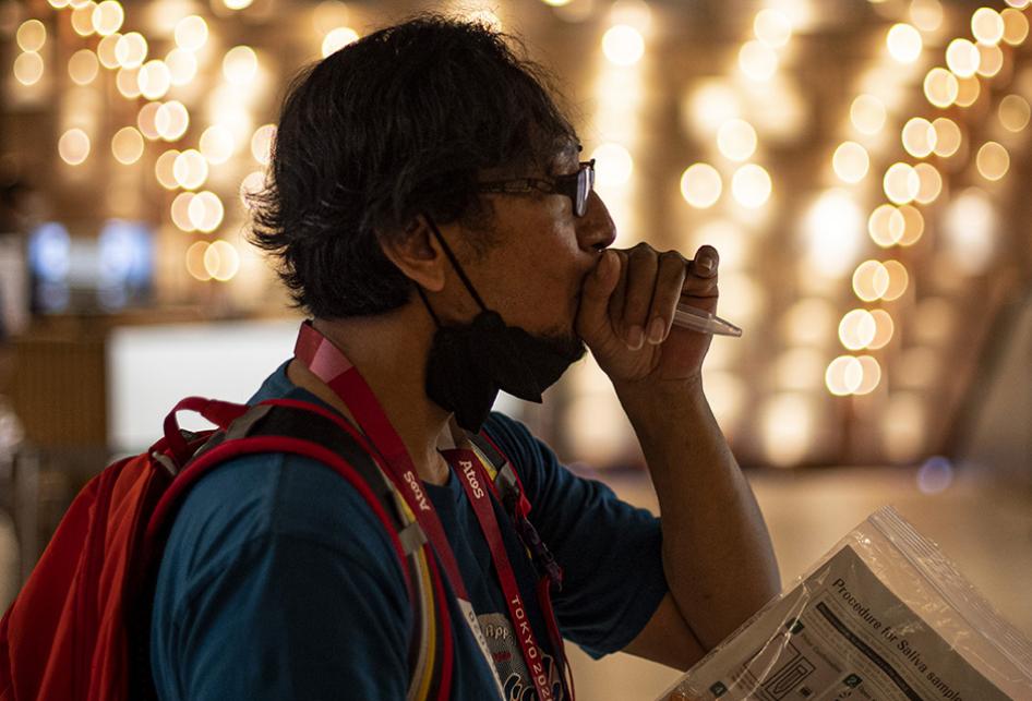 Ketatnya Protokol Kesehatan bagi Peliput Olimpiade Tokyo 2020