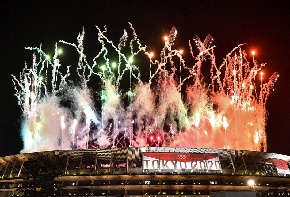Upacara Penutupan Olimpiade Tokyo 2020