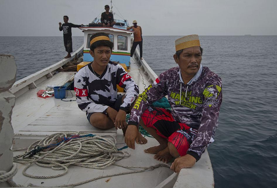 Nelayan-nelayan Terakhir Sabira