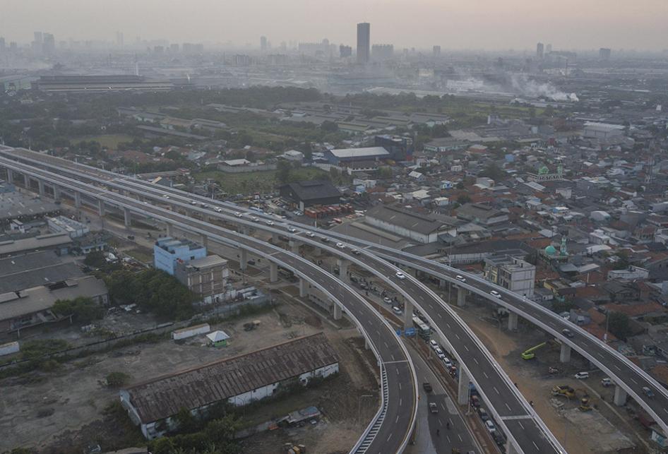 Jalan Tol Pulo Gebang-Kelapa Gading Mulai Beroperasi