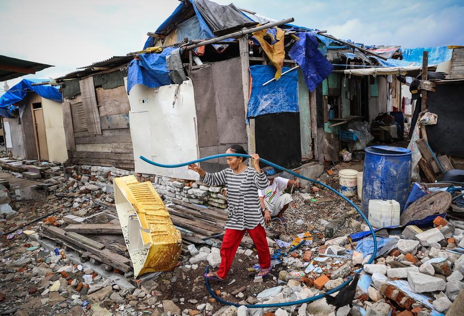 Rencana Pembangunan Rumah Berlapis di Kampung Akuarium