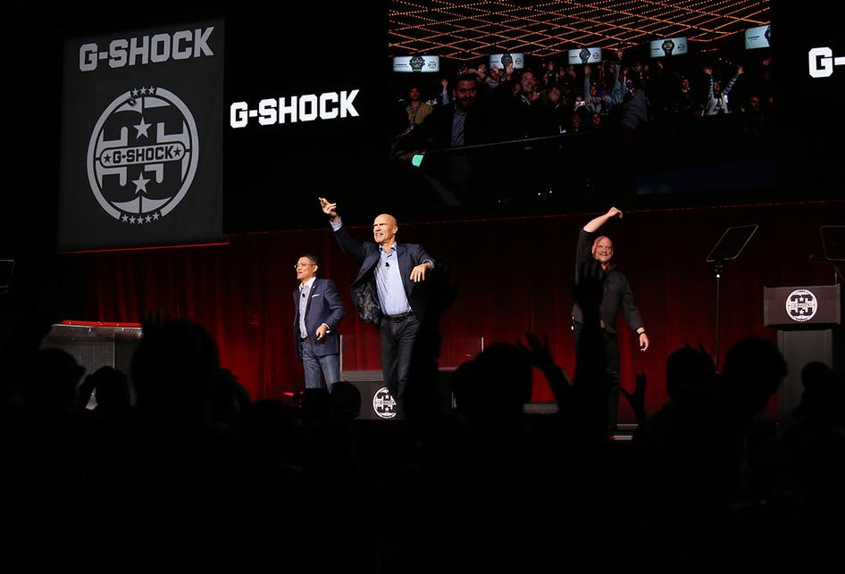 Pesta 35 Tahun G-Shock