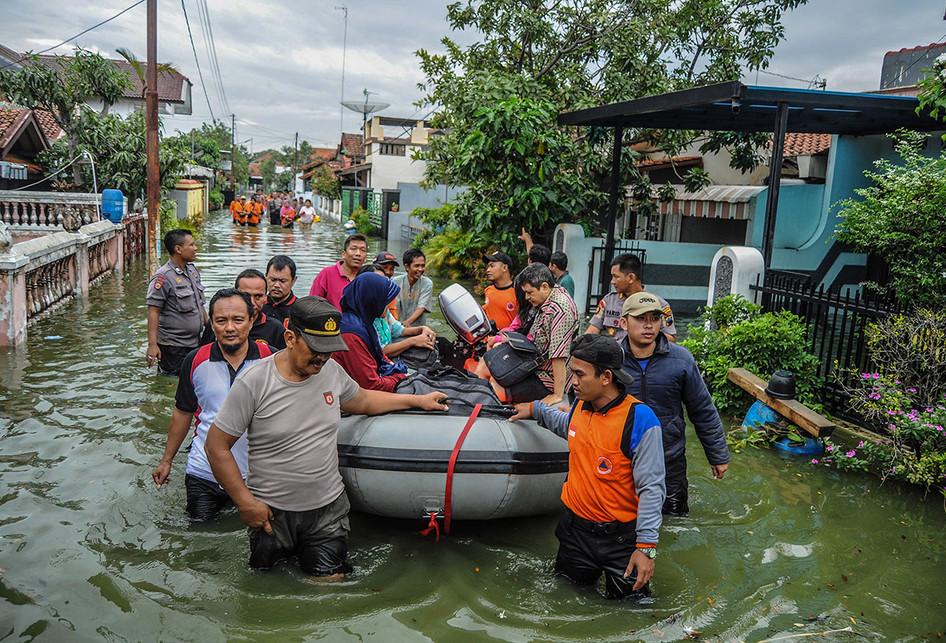 Dampak Siklon Tropis Dahlia