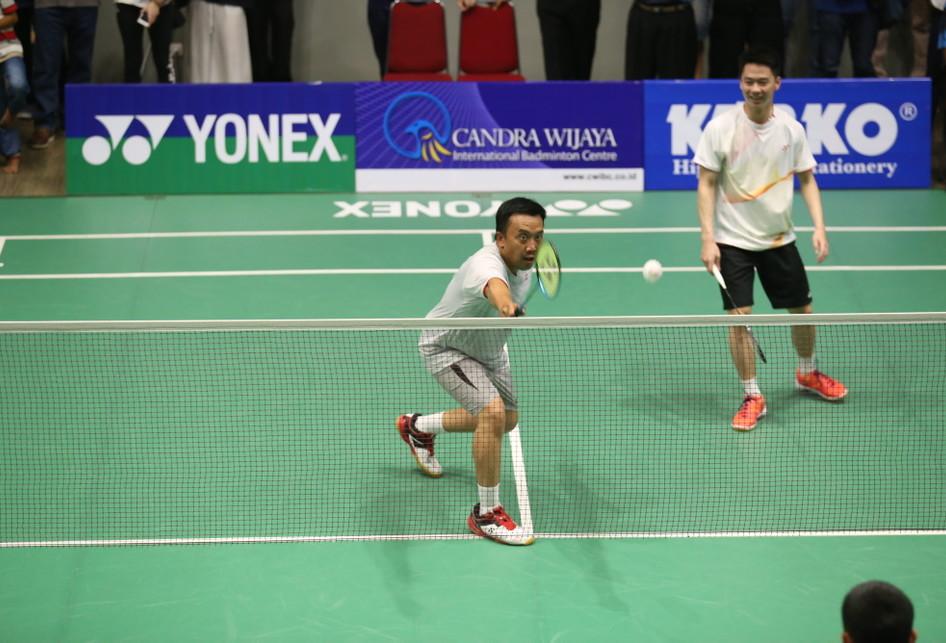 Yonex-Sunrise Doubles Special Championship By Candra Wijaya