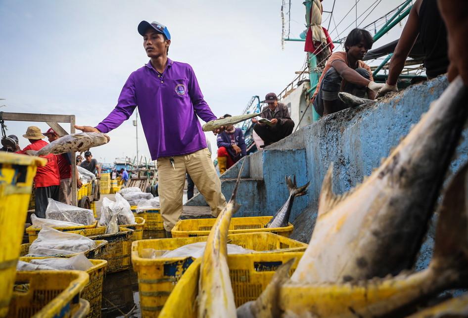 Target Perikanan Tangkap 2018 Muara Angke