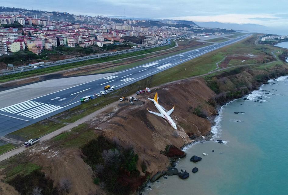 TURKEY-AIRPLANE/