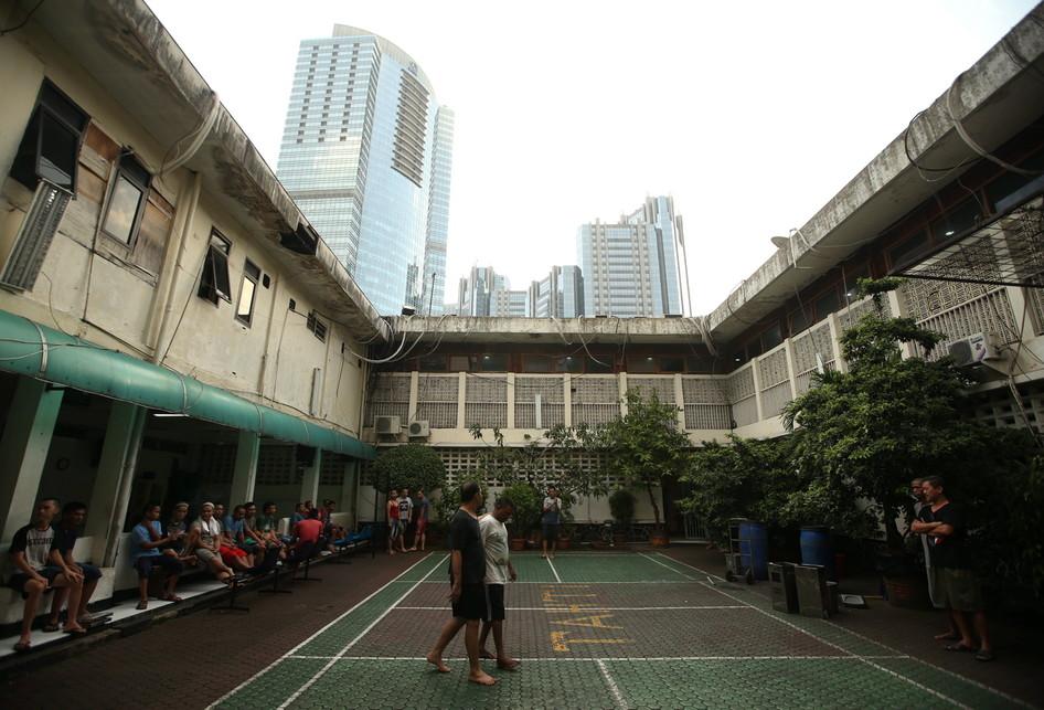 Kehidupan Di Balik Rutan Mapolda Metro Jaya
