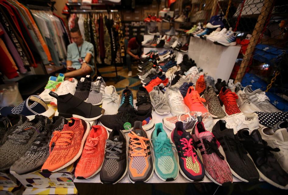44ff5f8039070e Pesta'' Para Pecinta Sepatu di Jakarta Sneaker Day 2018 - Kompas.com