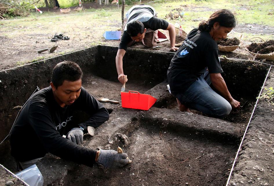 Arkeolog Temukan Peninggalan Kuno di Situs Kerajaan Lamuri