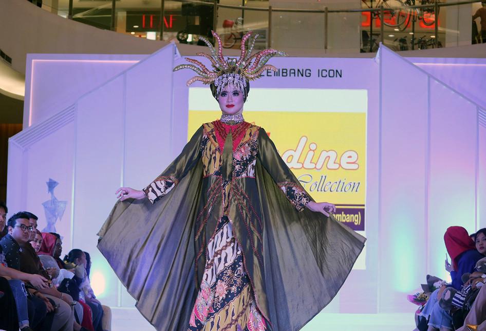Palembang Fashion Week 2018