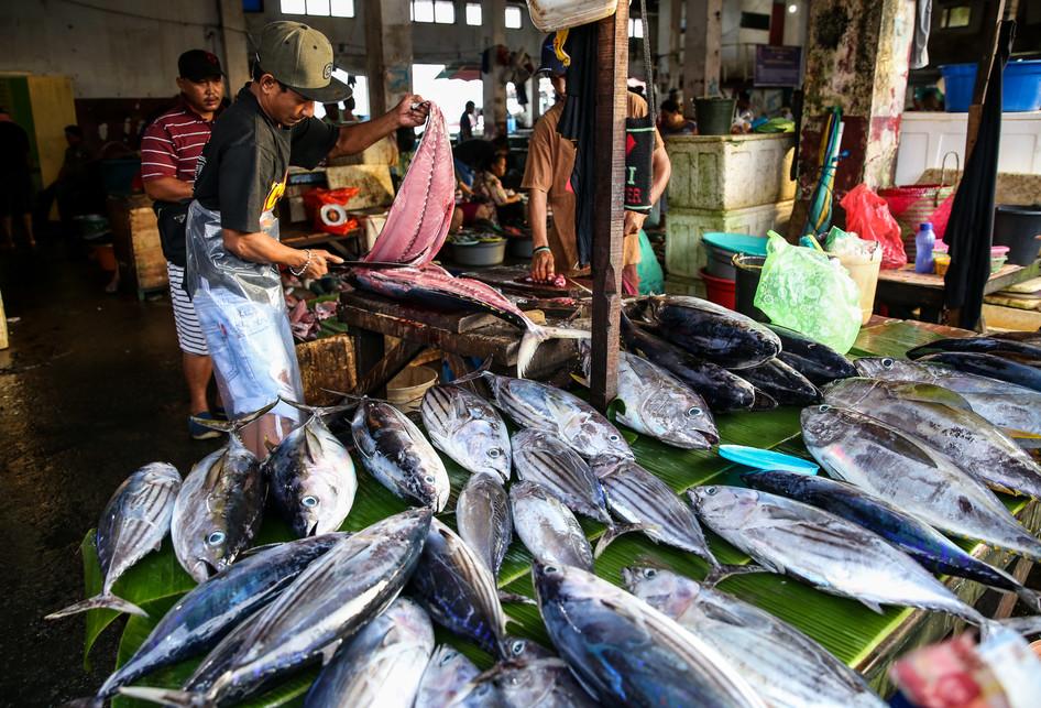 Pasar Ikan Arumbai