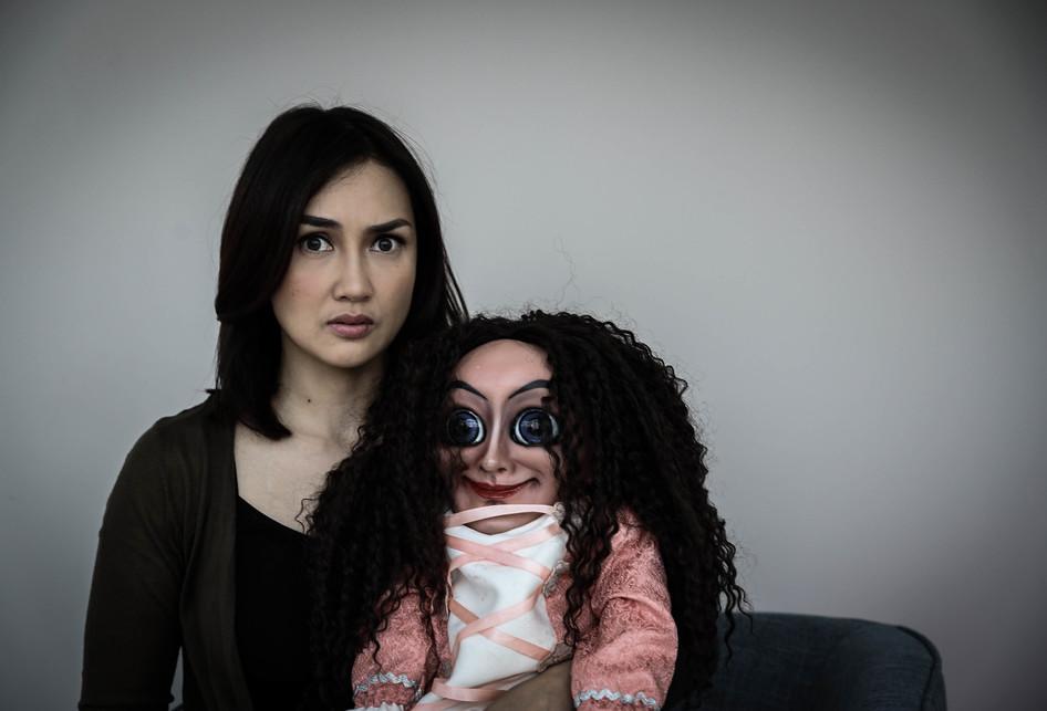 Media Visit Film Sabrina di Menara Kompas Gramedia