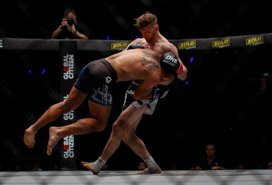 Laga MMA One Championship 2018