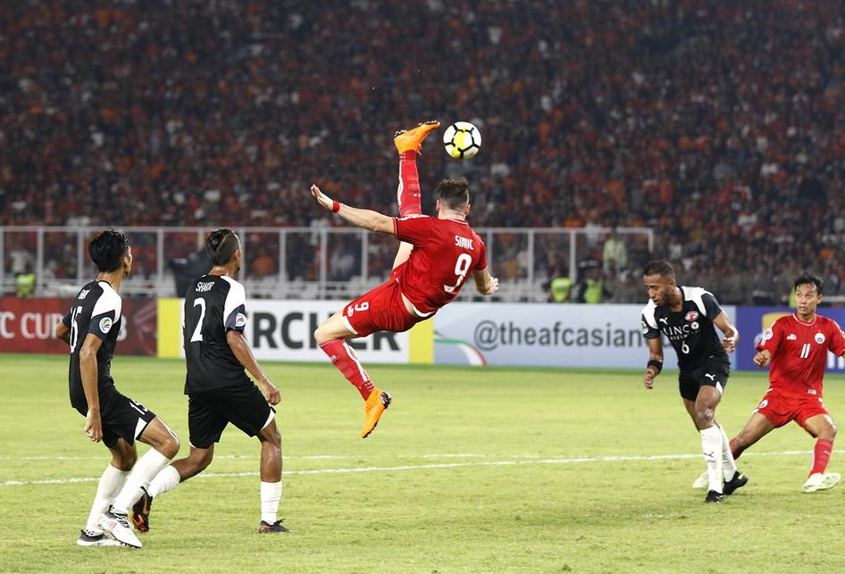 Persija Tersingkir Piala AFC