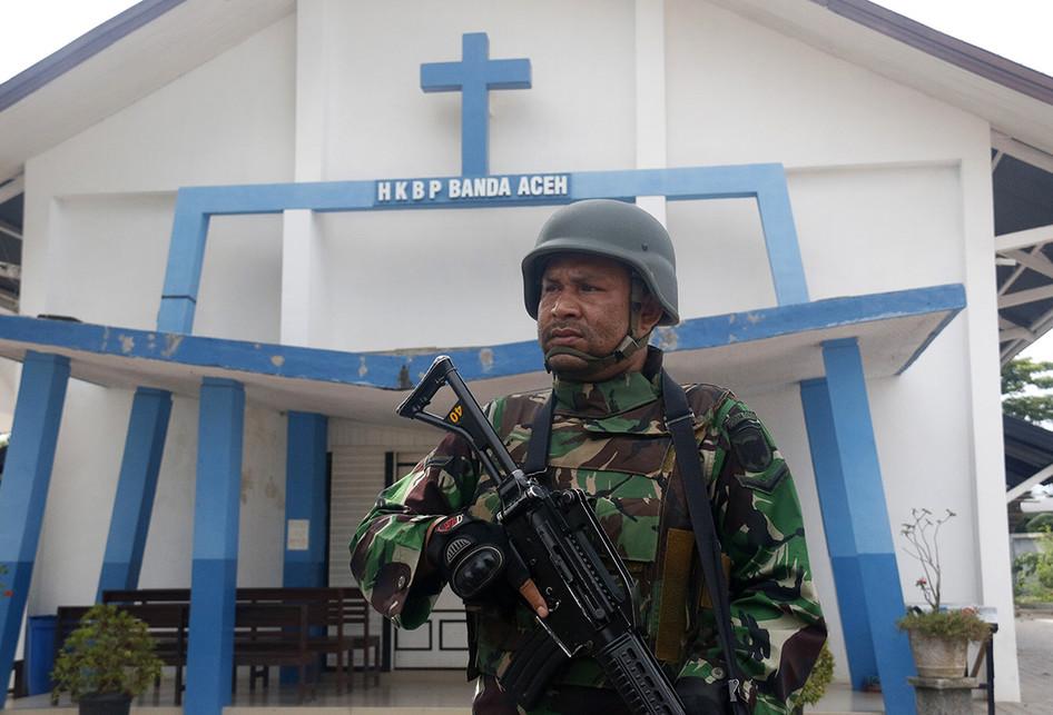 Tingkatkan Keamanan, TNI Laksanakan Patroli di Aceh