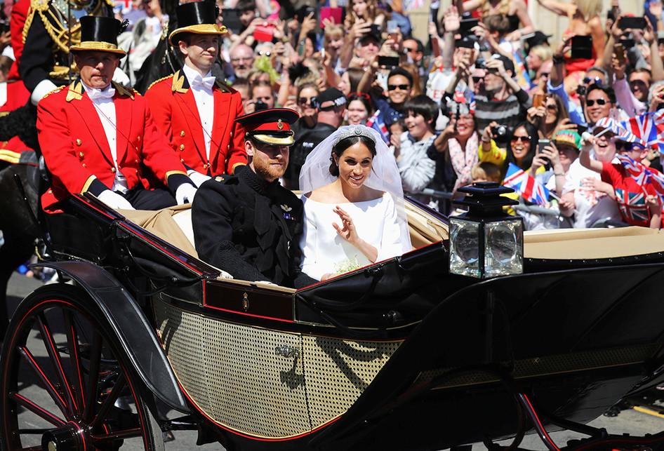 Upacara Pernikahan Pangeran Harry dan Meghan