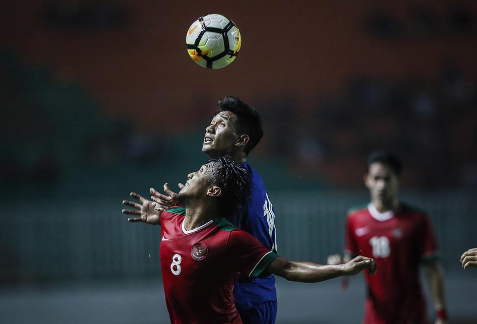 Timnas U23 Indonesia Vs U23 Thailand