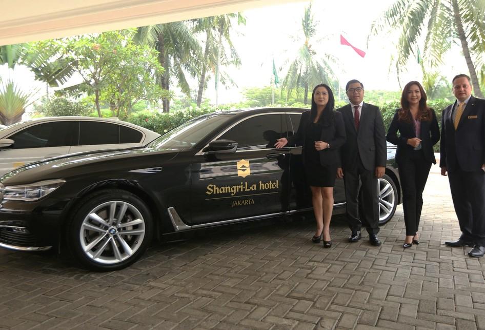 BMW Indonesia Bekerjasama dengan Shangri-La Hotel