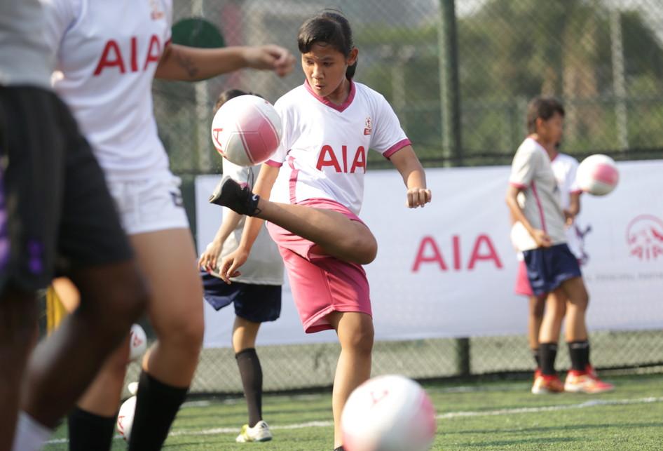 AIA Coaching Clinic For Women