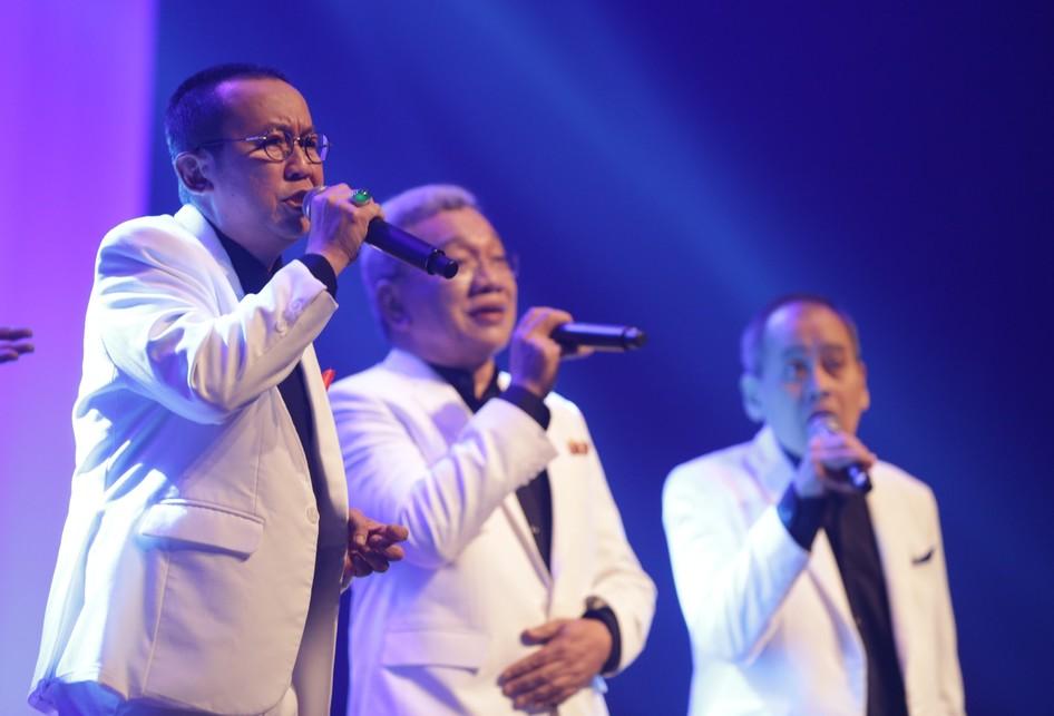 Konser Chaseiro di Balai Kartini Jakarta